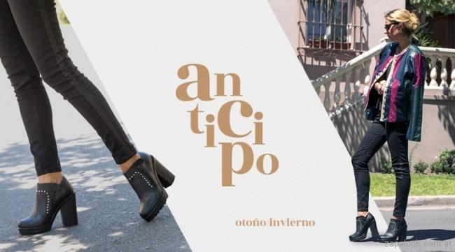 ea4652fc La marca de calzados Batistella lanzo su colección otoño invierno 2018. Una  propuesta elegante y moderna con diseños para el día y la noche.