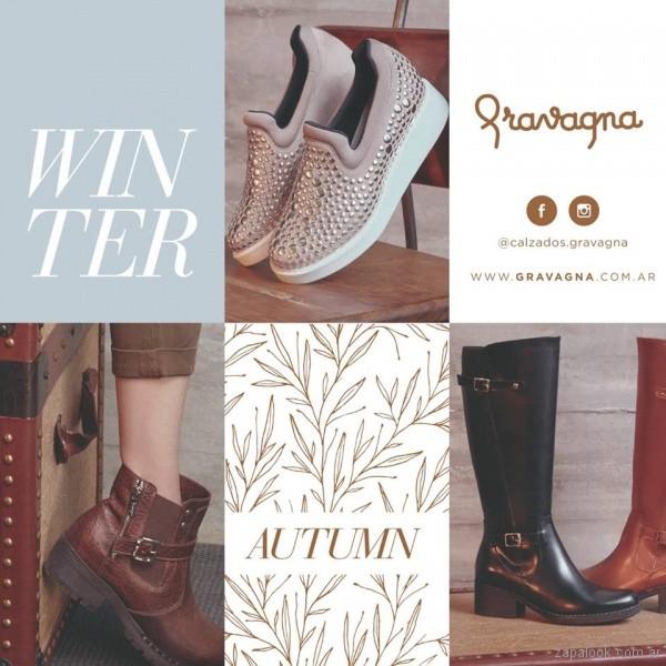botas de montar calzado Gravagna invierno 2018