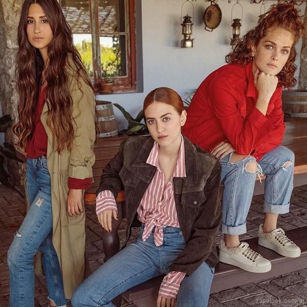 zapatilla con corderito otoño invierno 2018 - Calzados Viamo