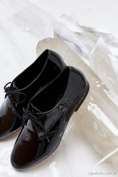 zapato abotinado invierno 2018 - Mishka