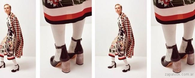 zapatos de charol invierno 2018 - Mishka