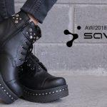 Calzados Savage –  Borcegos otoño invierno 2018