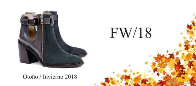 botas elegantes para el dia invierno 2018 - TOSONE