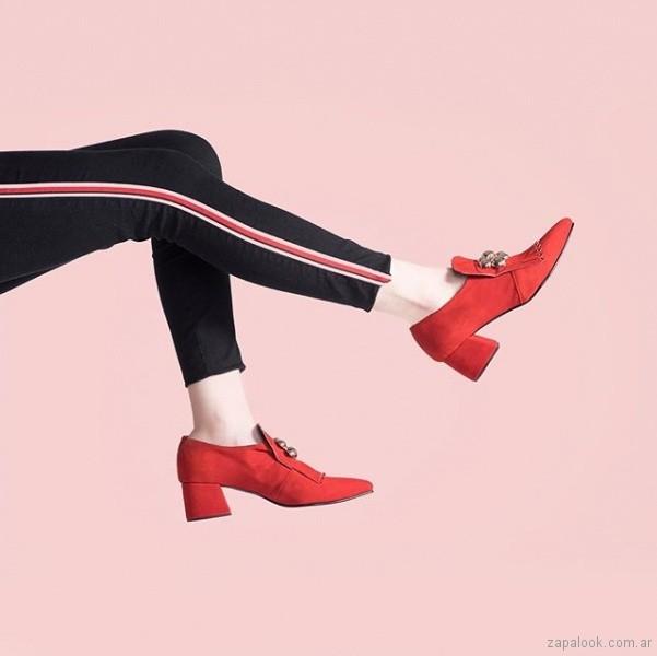 a86fd2ab4d9 Natacha Calzados – Zapatos planos para mujer invierno 2018