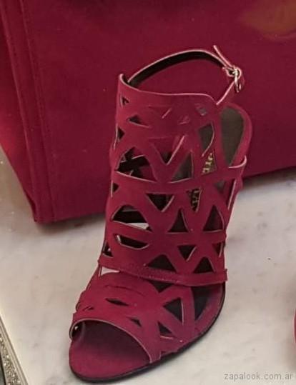 Pietras Calzados - Anticipo coleccion verano 2019 - zapatos fucsia
