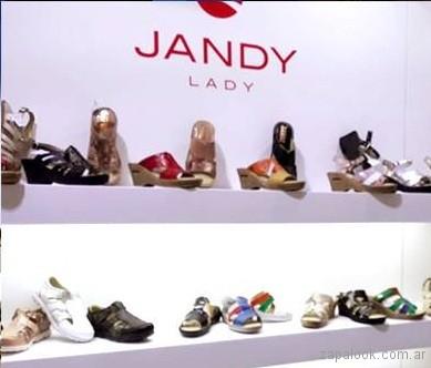 calzados Jandy - anticipo coleccion primavera verano 2019