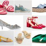 Tendencias : calzados de moda primavera verano 2019
