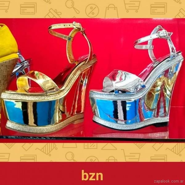 Sandalias para fiestas verano 2019 - Bonzini Shoes