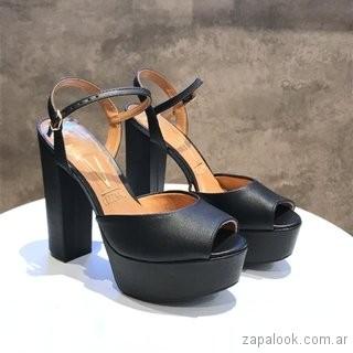 – Zapalook Fiestas Wpzpt6x Zapatos 2019 Vizzano Para Sandalias Verano Y 1JcKlFT