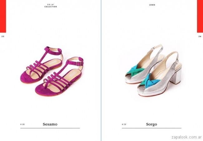 sandalias originales primavera verano 2019 -Lomm shoes