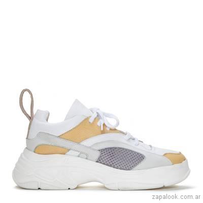 zapatillas de moda verano 2019 - Justa Osadia