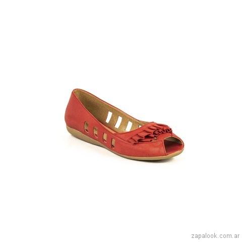 Zapatos rojos verano 2019 - Calzados Lucerna