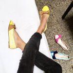 Le Loup – Zapatos balerinas primavera verano 2019