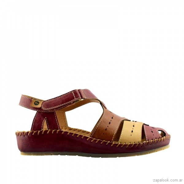 sandalias bordo verano 2019 - Claris Shoes