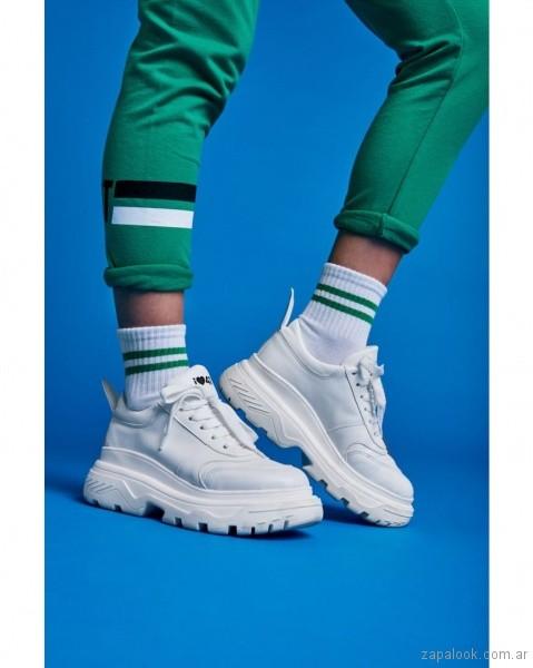 zapatillas de moda verano 2019 - calzados adolescentes 47 Street