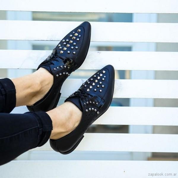 zapatos abotinados para mujer verano 2019 - Paloma Cruz