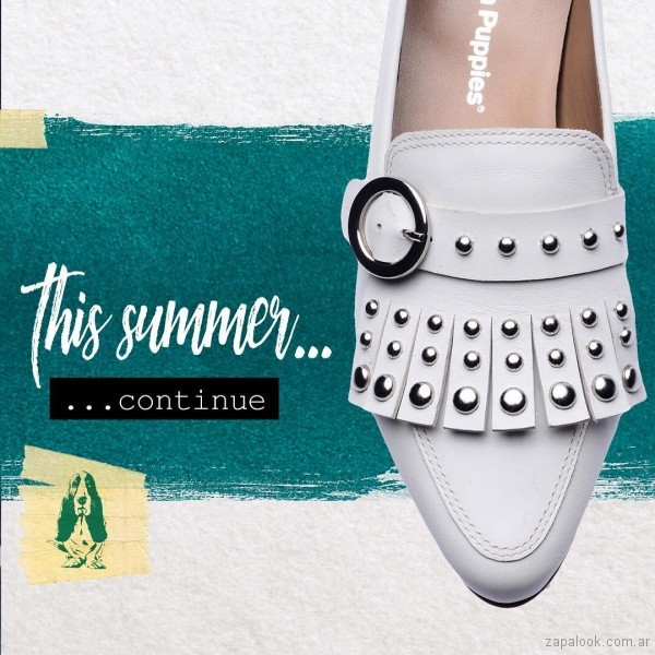 zapatos para mujer verano 2019 - Hush Puppies