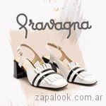 mocasines con taco par mujer verano 2019 - Gravagna