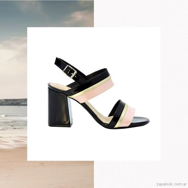 desenterrar Llevar almohadilla  sandalias negras y rosa verano 2019 – Gravagna | Zapalook