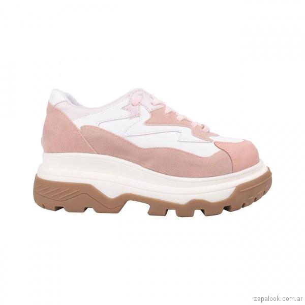 zapatillas de moda juveniles juveniles verano 2019 - Luna Chiara