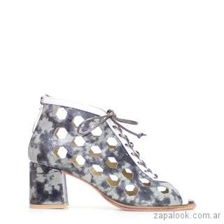 Zapatos calados verano 2019 - Luz Principe