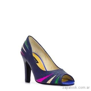 zapatos altos verano 2019 - Luz Principe