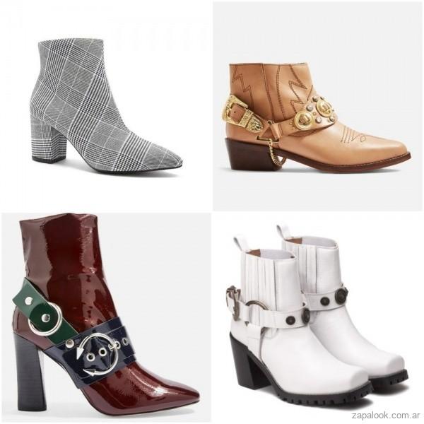 520a30933 Zapatos y Botas – Tendencias en calzado otoño invierno 2019