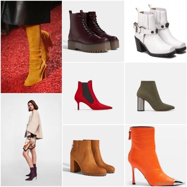 98c65ec738228 Zapatos y Botas – Tendencias en calzado otoño invierno 2019