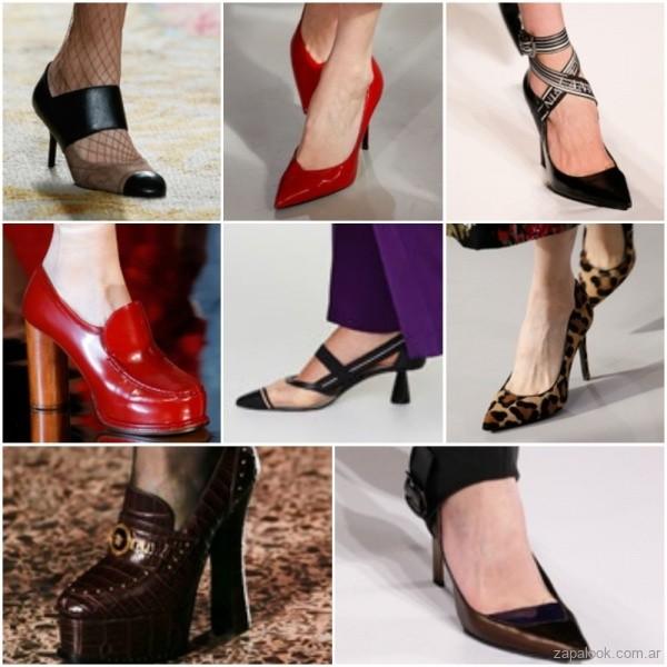 29c458ee263 Zapatos y Botas – Tendencias en calzado otoño invierno 2019
