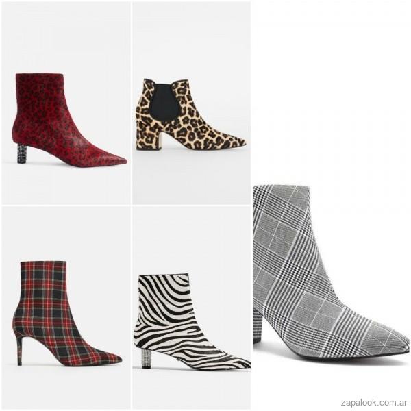 f26d7a006e9 ... es tendencia y los zapatos son una buena forma de lucirlo. Otra  estampas que se lucirá en los pies son los cuadros ya sea estilo ajedrez o  escoces.