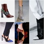 Zapatos y Botas – Tendencias en calzado otoño invierno 2019