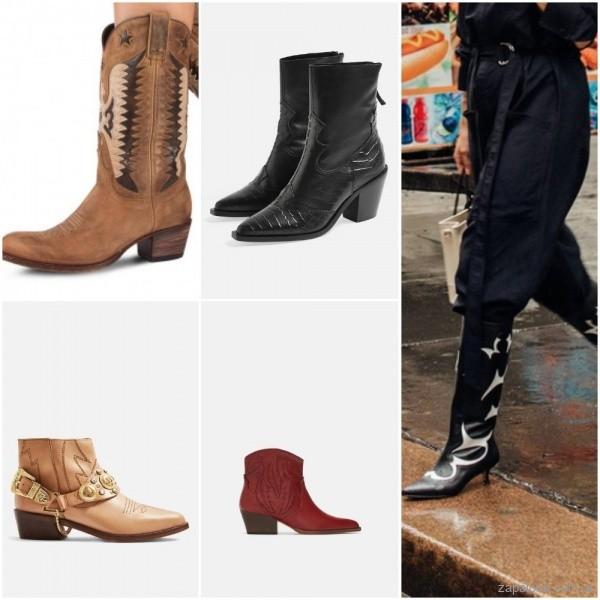 6ff5d57953 ... sino que también hay diseños elegantes para complementar sofisticados  outfits de fiesta. La novedad son las botas texanas de punta cuadrada.