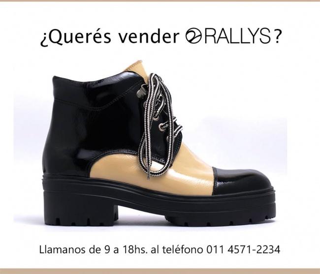Rallys - Borcego mix de colores para mujer invierno 2019