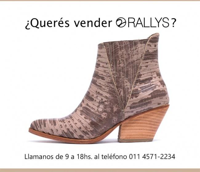 Rallys - Botas informales elegantes para mujer invierno 2019