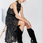 Calzados para un look boho chic invierno 2019 - Rapsodia