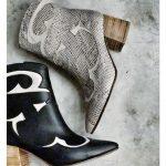 Botas y zapatos texanos invierno 2019 - LOWE