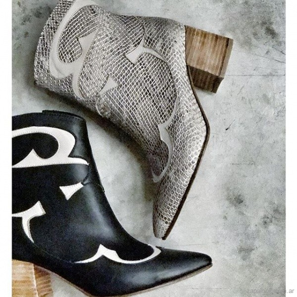 botas texanas con diseños invierno 2019 LOWE