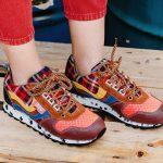Calzado Puro – Zapatillas estampadas otoño invierno 2019