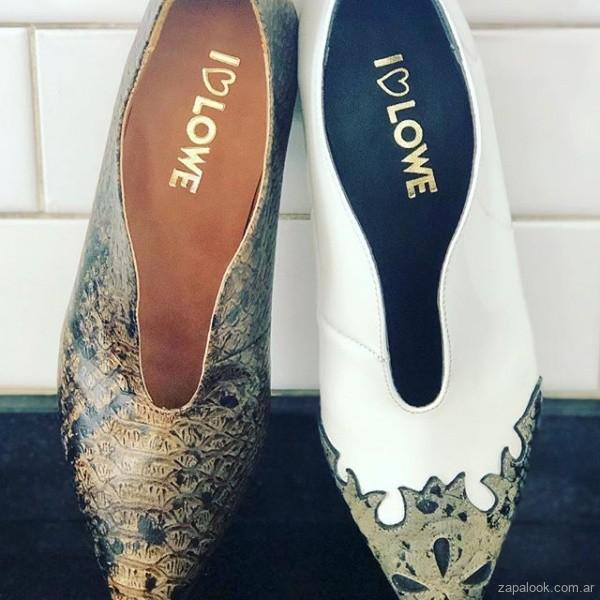 zapatos para mujer invierno 2019 LOWE