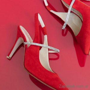 Calzados De Maria - Stilettos rojos invierno 2019