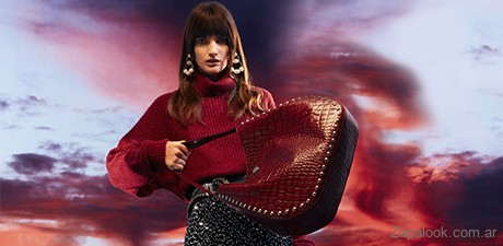 Cartera Bordo invierno 2019 Blaque