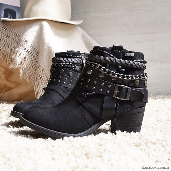 botas look bohemio invierno 2019 - Anca Co