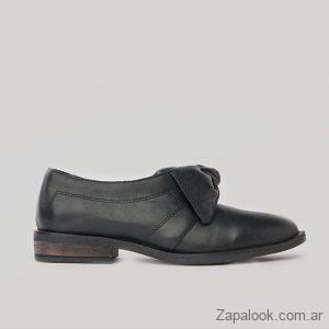 Zapato-negro-mujer-invierno-2019-Green-and-Black