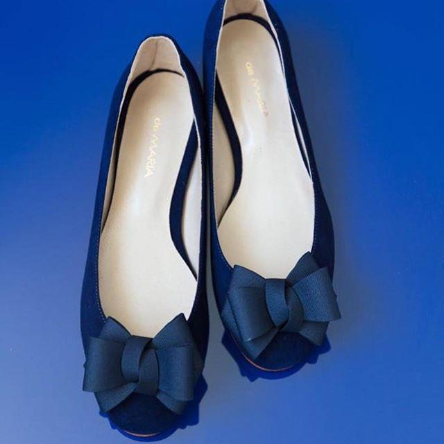 balerinas azules De Maria Invierno 2019