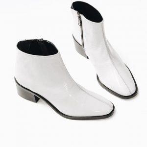 botas blancos invierno 2019 de Kloosters