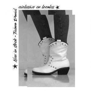 botas-texanas-blancas Luna-Chiara