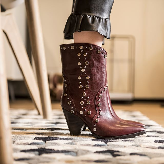botas texanas bordo invierno 2019 de Saverio Di Ricci