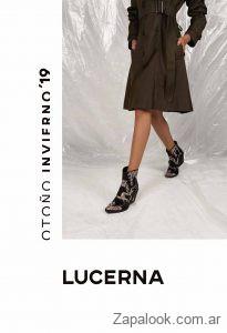 botas texanas invierno 2019 Lucerna