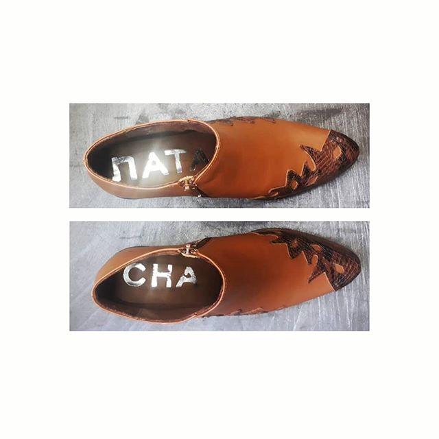 botas texanas invierno 2019 Natacha Calzados