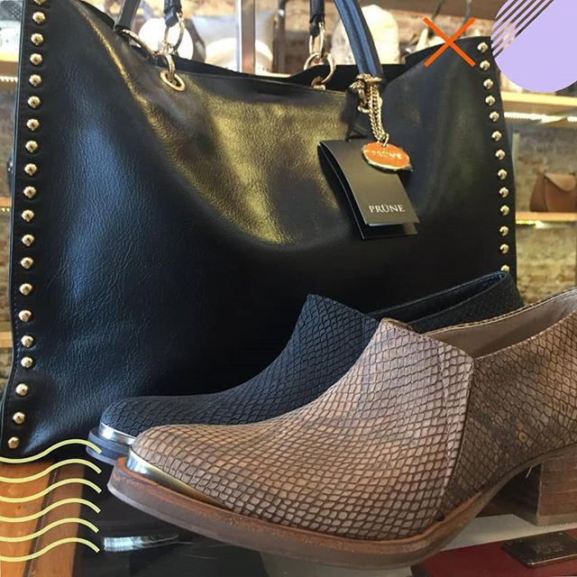 botita y cartera invierno 2019 Magali Shoes